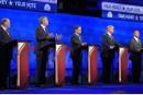 Débat républicain: Trump et Carson attaqués, Jeb Bush déçoit<strong></strong>