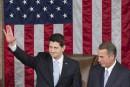 Le républicain Paul Ryan élu président de la Chambre des représentants