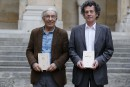 Hédi Kaddour et Boualem Sansal remportent le Grand prix du roman
