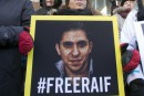 Raif Badawi évite la flagellation