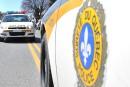 L'individu tiré par un policier de la SQ meurt