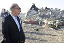 Écrasement d'un avion russe dans le Sinaï: deuil national en Russie