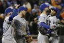 Les Royals en contrôle3-1 après avoir battu les Mets 5-3