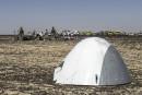 Les recherches élargies en Égypte, 163 corps retrouvés
