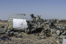 L'avion qui s'est écrasé en Égypte se serait désagrégé en plein vol