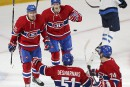 Le Canadien dispose facilement des Jets
