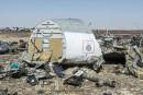 Attentat ou pas, l'écrasement de l'avion russe en Égypte profite à l'EI