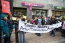 Manifestation des groupes communautaires