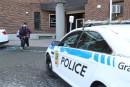 Opération policière au cégep de Granby