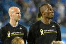 Laurent Ciman et Didier Drogba finalistes pour des honneurs