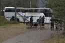 La Suède veut relocaliser une partie de ses migrants