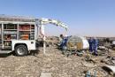 Écrasement en Égypte: l'EI prouvera qu'il a détruit l'avion «quand il le voudra»