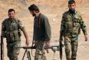 L'armée syrienne brise le siège d'Alep