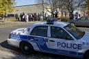 École évacuée à Lachine