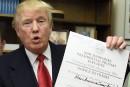Donald Trump tape à bras raccourcis sur ses rivaux