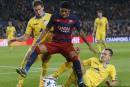 Le FC Barcelone continue sa marche en Ligue des Champions