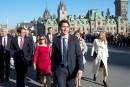 Six députés du Québec au sein du cabinet Trudeau