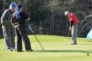 Encore du golf un 5 novembre