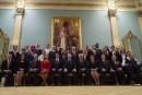 Cabinet Trudeau: le tiers des femmes sont des ministres «déléguées»