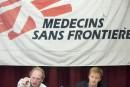 Hôpital bombardé à Kunduz: MSF épingle l'acharnement de l'aviation américaine