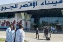 Poutine ordonne de suspendre les vols vers l'Égypte