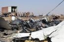 Écrasement en Égypte: l'explosion n'était pas accidentelle