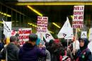 Les syndicats rejettent l'offre de Québec