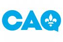 Congrès de la CAQ: nouveau logo sur fond de coquilles