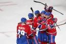 Le Canadien l'emporte 4-2 face aux Bruins
