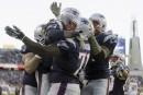 Résumé NFL: Patriots et Panthersconservent une fiche parfaite