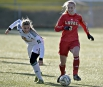 Soccer féminin : le Vert & Or dominé 5-1