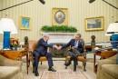 Dans le Bureau ovale, Obama et Nétanyahou jouent l'apaisement