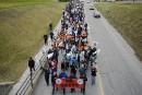 16 000 travailleurs mobilisés