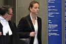 Une policière de la SQ plaide coupable à plusieurs chefs d'accusation