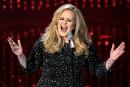 Adele mène la parade