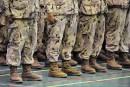 Les soldats déployés plus à risque de suicide