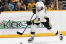 Dupuis affrontera le Canadien... aux côtés de Crosby