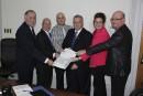 Une pétition de 6000 noms déposée à Québec