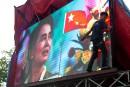 L'armée prête à «coopérer» avec Aung San Suu Kyi