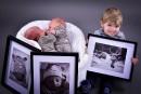 Exposition de photos de bébés prématurés