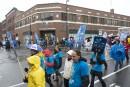 Grève dans le secteur public