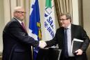 Labeaume et Juneau s'entendent sur la facture d'agglomération