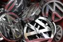 Volkswagen: les ventes affaiblies par le scandale en octobre