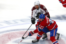 Avalanche 6 - Canadien 1 (final)