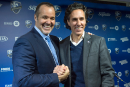 Impact: Mauro Biello officiellement entraîneur-chef