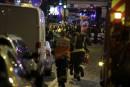 Attentats à Paris: au moins 128 morts, état d'urgence en France