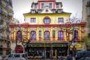 Le Bataclan,un lieu très prisé des nuits parisiennes