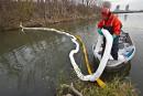 Le déversement d'eaux usées à Montréal est terminé