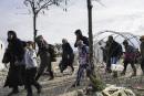 Réfugiés: la bataille des pétitions est enclenchée
