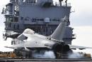 Série de raids franco-américains contre l'EI en Syrie